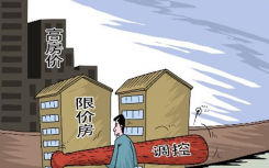 限价房项目该如何销售 部分转为共有产权房