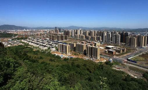 城东新城城中村范家社区 已被列入今年江干区城中村改造工作计划