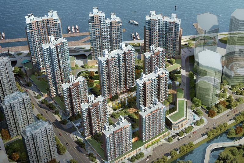 上海(楼盘)市地块的出让预申请地块面积达11.83万平方米合计117亩