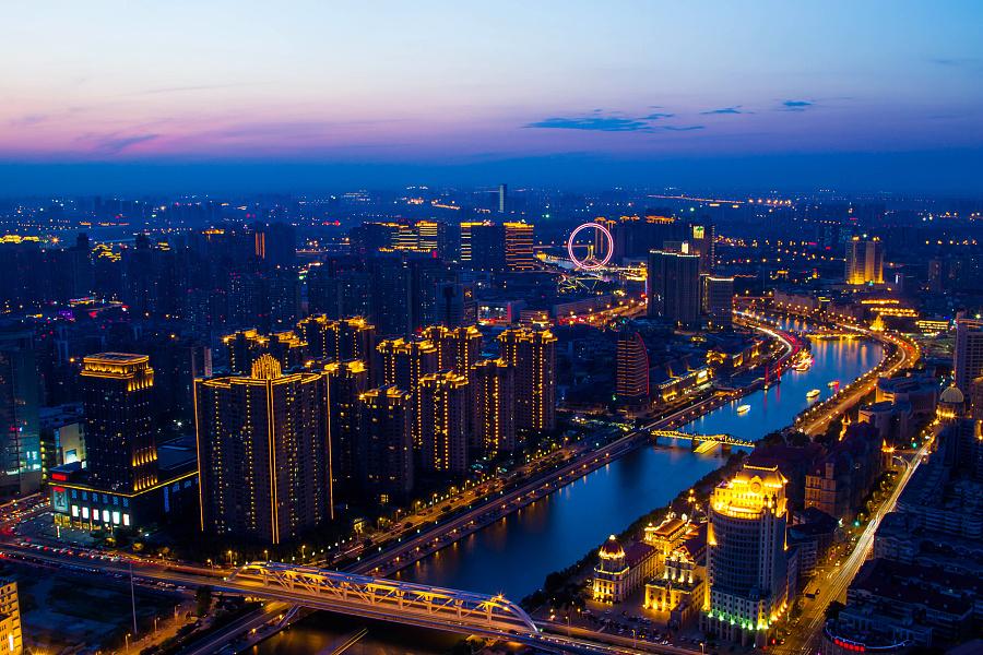 """天津""""海河计划""""让楼市未来空间变得难以想象"""