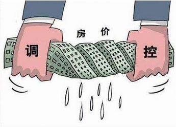 天津市人民政府对房地产市场进行调控