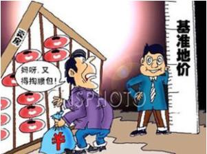 济南新一轮基准地价评价总面积1562.49平方公里