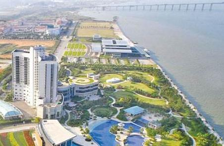 广州邮轮母港建设正在加快推进,成为国内最大的邮轮母港之一 楼市增涨5%