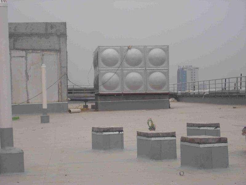 杭州市首个高层住宅二次供水设施改造项目在这里开工