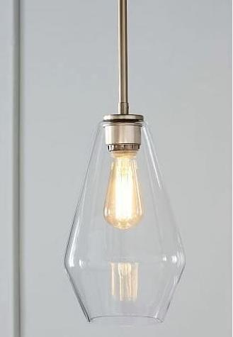 中世纪的吊灯玻璃灯罩在哪里找到它们