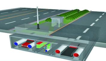 杭州目前在建的国家试点项目共有7条地下综合管廊