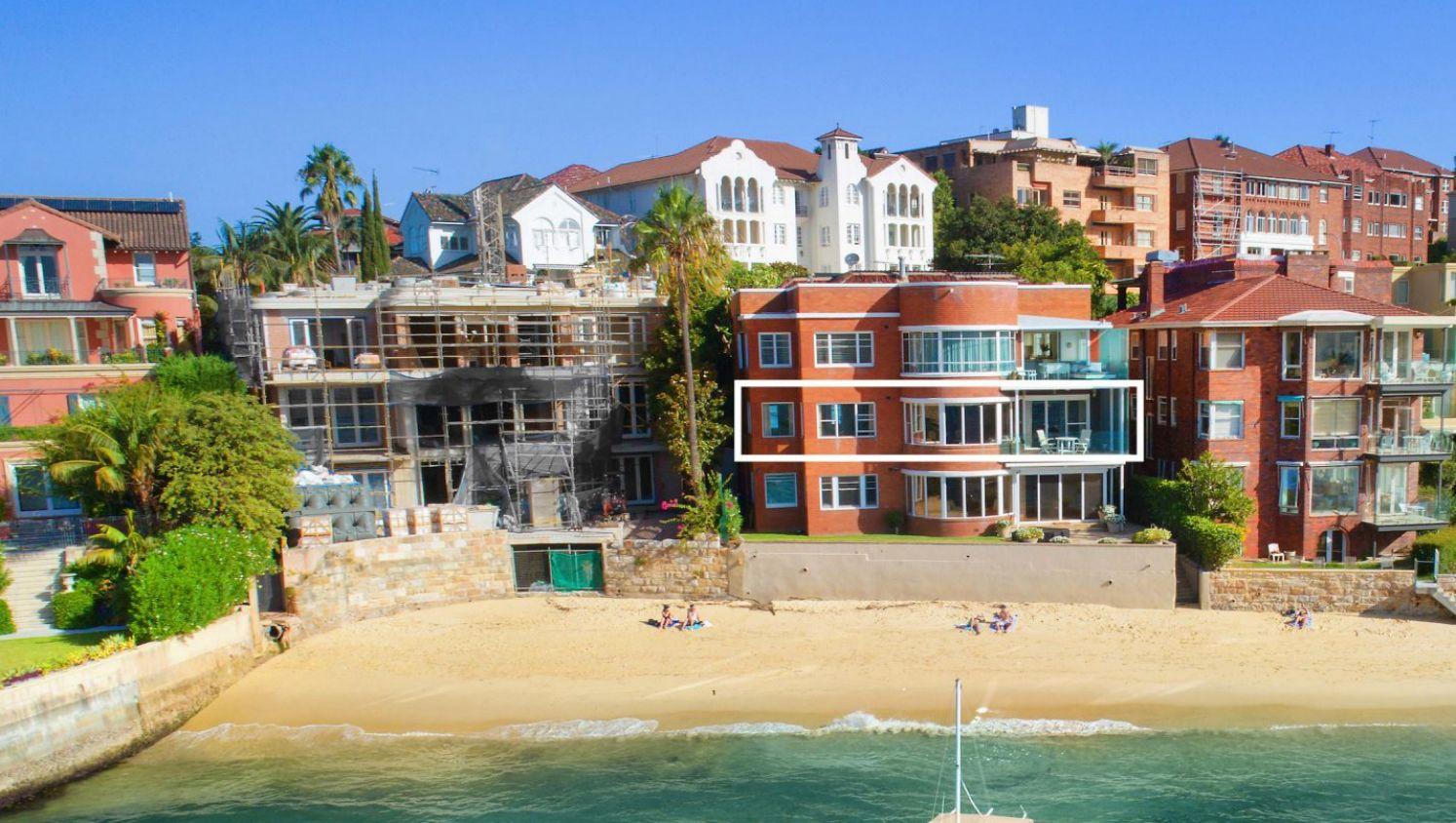 英国首相马尔科姆•特恩布尔的海滨邻居的背后 有着引人入胜的历史