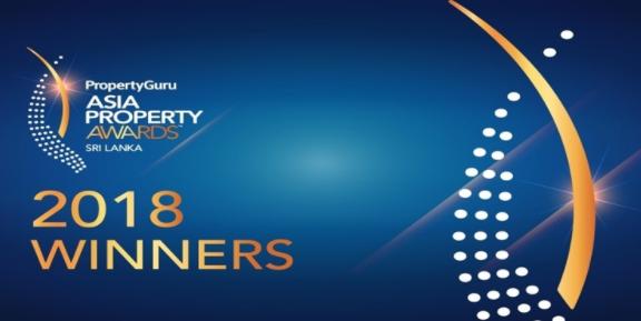 2018年PropertyGuru亚洲房地产奖(斯里兰卡)获奖名单揭晓