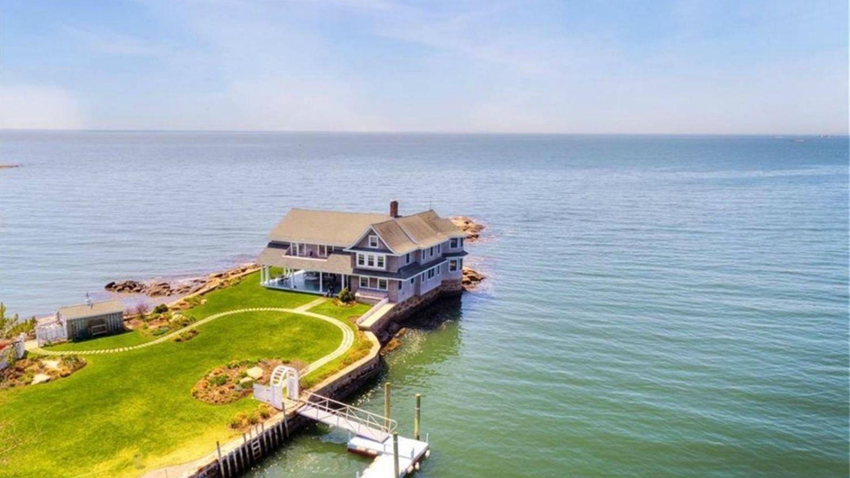 距离纽约90分钟车程的私人岛屿 售价650万美元