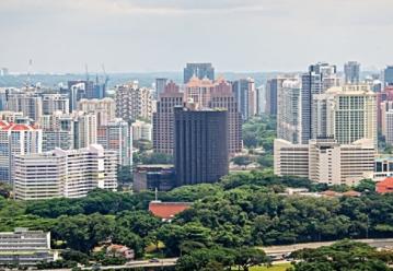 新加坡第二季度房地产投资销售额增长11.4%