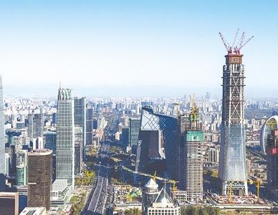 中国建筑已进入50个一带一路沿线国家