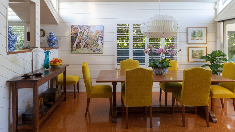 著名景观设计师保罗·班盖在佛蒙特州的家中长大
