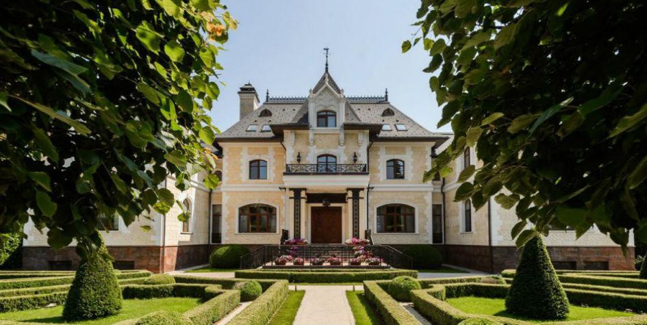 价值10亿美元:一个非常昂贵的莫斯科房屋出售