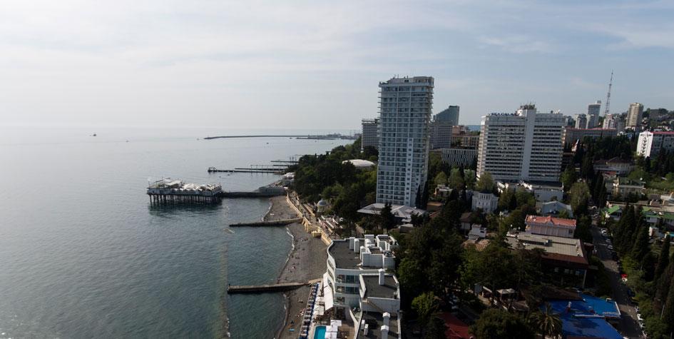 黑海海岸提出要清除住房