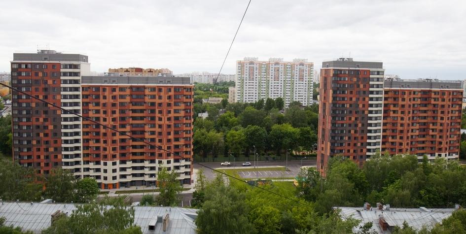 开发商将向莫斯科运送超过50万平方米的住房