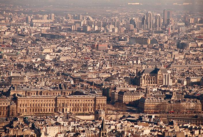 巴黎的住房价格预测了2018年的创纪录增长