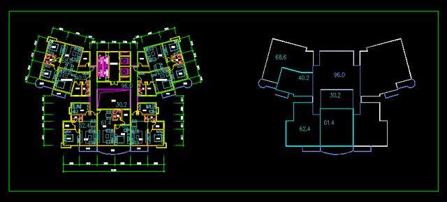 买房的过程中 经常会碰到几梯几户是什么意思