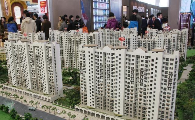 房价是越来越高 开发商不够仁慈