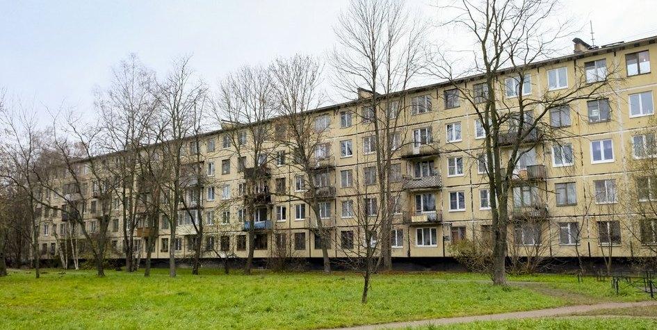 在莫斯科的一半昂贵的房子是不可能从2015年出售的