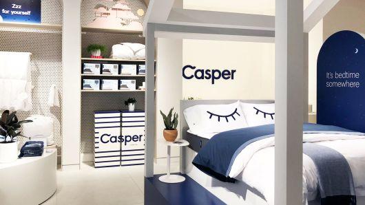 随着Mattress Firm的努力 Casper计划在美国开设200家床垫店