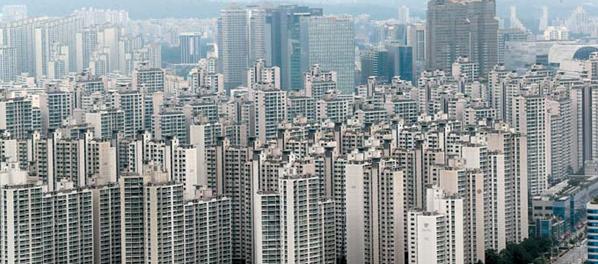 实际需求返回 在交易中获得交易的首尔房价