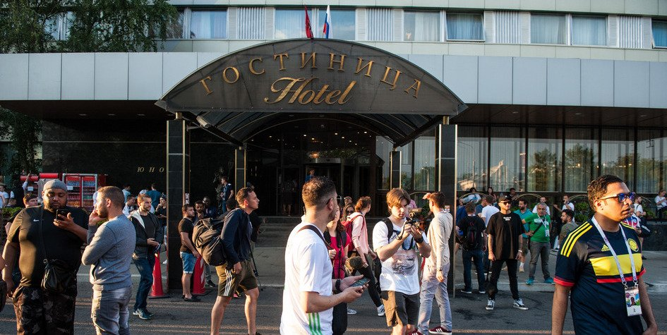 莫斯科酒店增加了价格