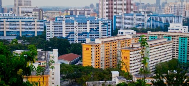 自置居所为新加坡人提供了在该国的股份