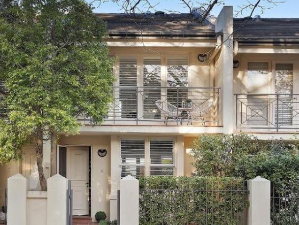 第一个购房者以142万美元收购Annandale联排别墅