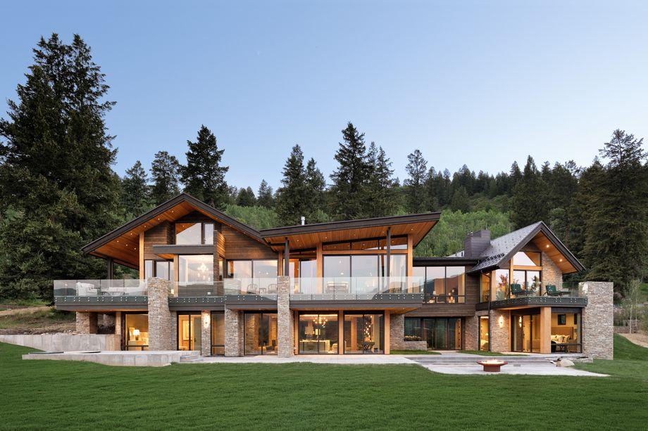 拥有大量视野的泰雅克之家价格为3600万美元