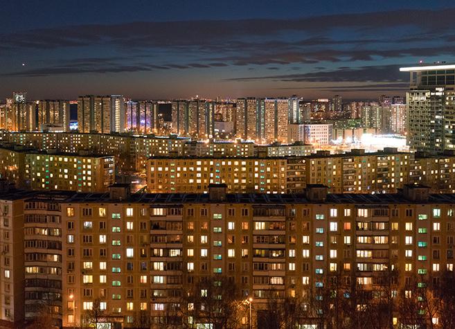 寻找邻居:在俄罗斯的闪电战市场正在发展