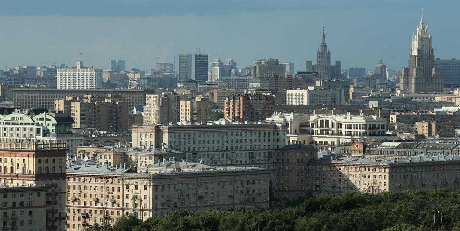 分析师称莫斯科的租金平均租金