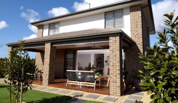 Shaynna Blaze将Melburnians带入了世界上第一个健康的家园