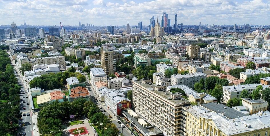 在莫斯科出售创纪录的豪华公寓