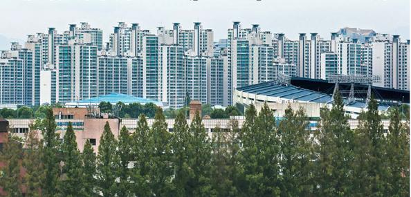 韩国3住宅最高税率3.3% 税负3倍综合房地产税预告片