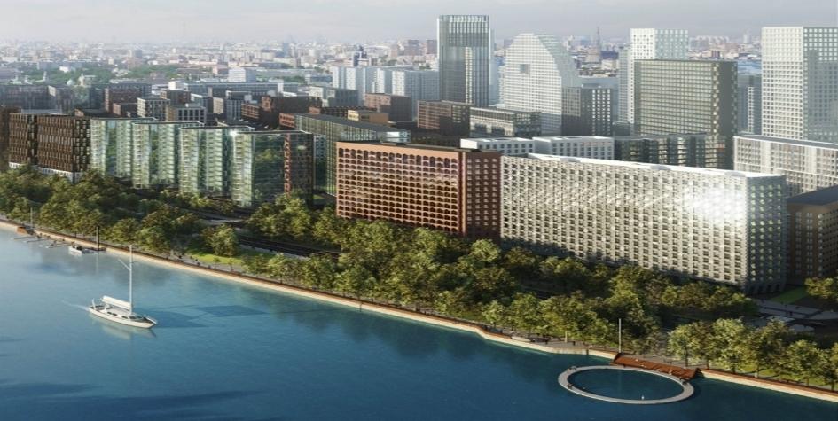 莫斯科河流域建设的最后期限