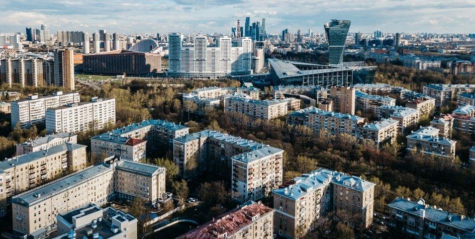 房地产经纪人报告了莫斯科第二住房的价值
