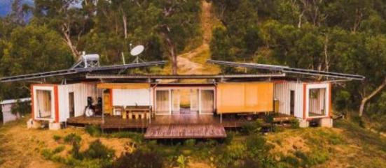 Cooktown集装箱待售房屋提供自然美景