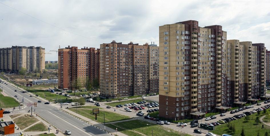 在莫斯科 市场的数量减少了