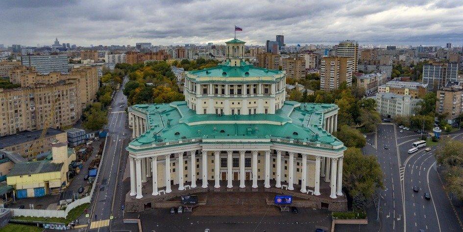 莫斯科当局计划在索科尔地区安装纪念碑