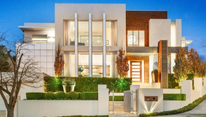 Melburnian梦想适合任何天气的豪华住宅