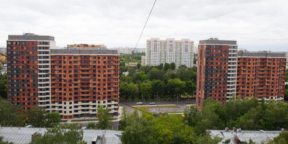 分析人士预测莫斯科新建的新建方案的增长是两倍