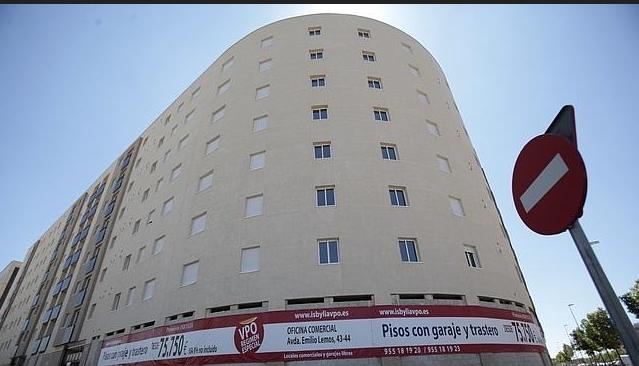 在第二季度 西班牙的租金上涨了2.4%