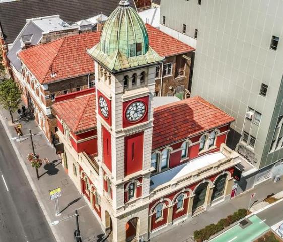 前Redfern邮局出售 导游约500万美元