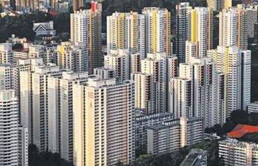 新加坡组屋转售价格再次下跌
