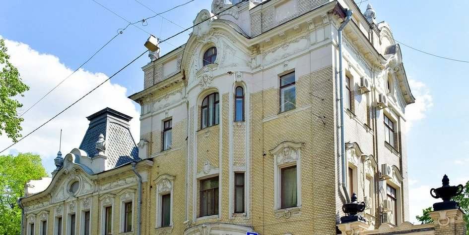 70多年来 印度大使馆是19世纪的现代建筑