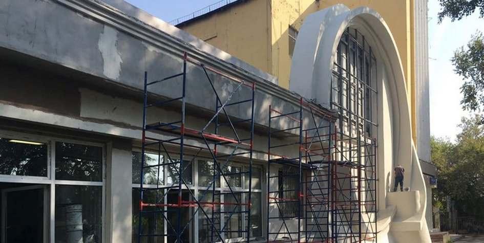 在莫斯科 他们放弃了建筑工程