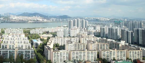 韩国首尔新注册的租赁住宅销售中30%江南4区涌向