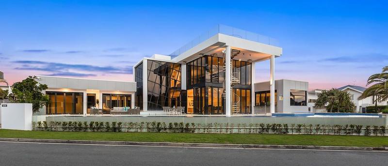 Kingscliff house推动了房产物业设计的界限