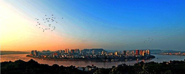 重庆江津正打造珞璜温泉度假区