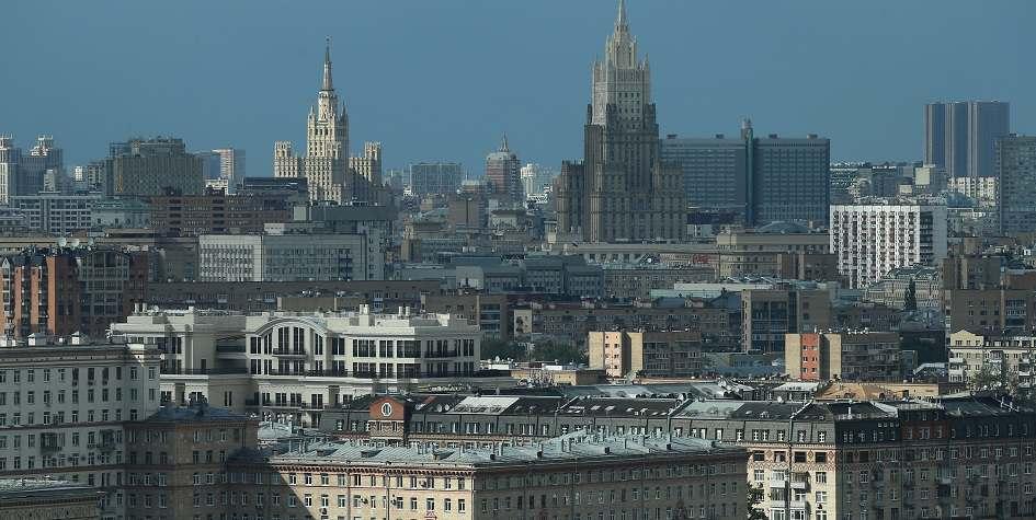 莫斯科市中心普通公寓的平均租金